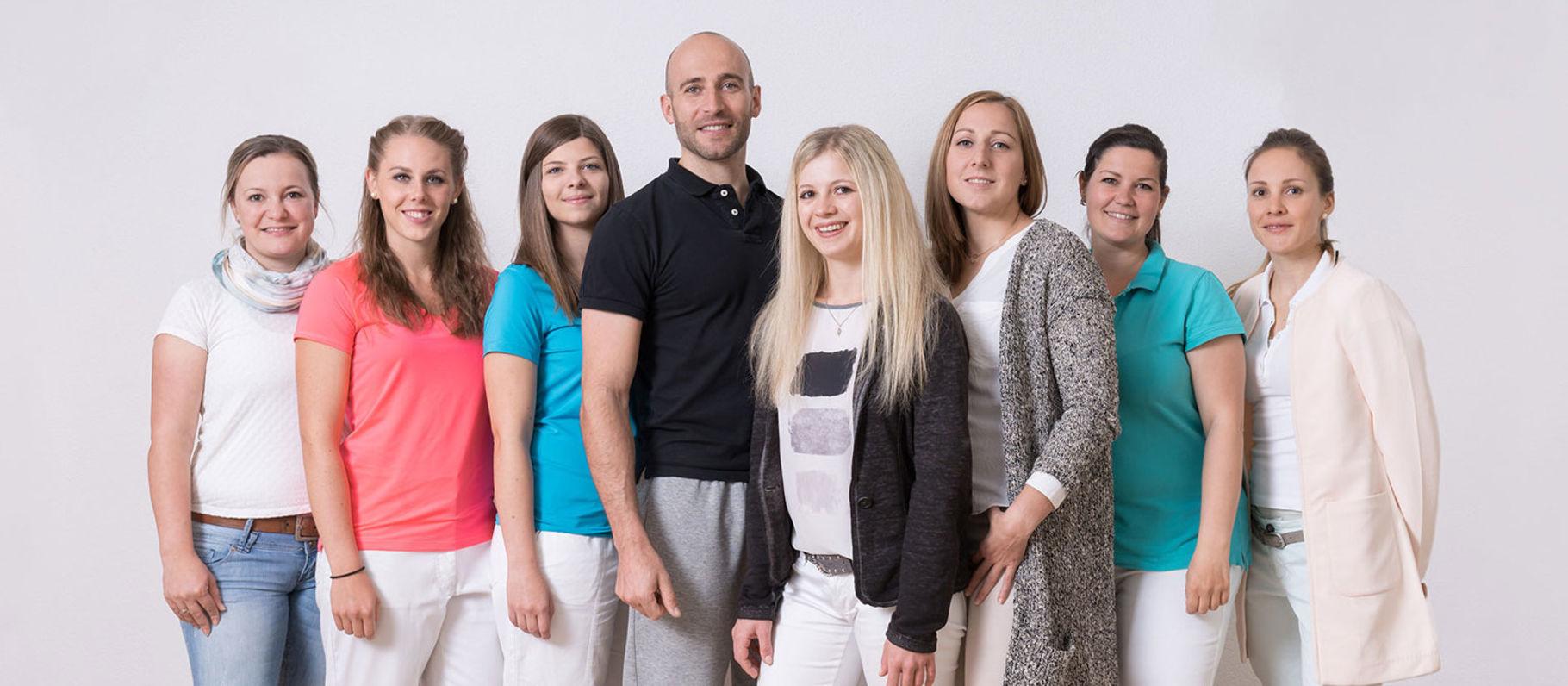 Therapiezentrum Radl Team-Bild