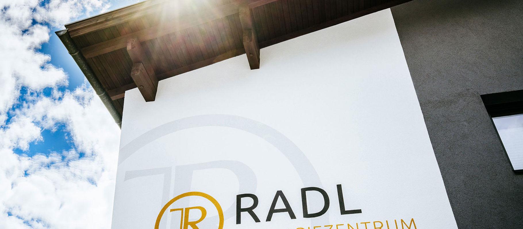 Therapiezentrum Radl Außenansicht