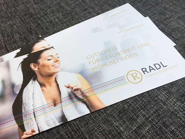 Therapiezentrum Radl Gutschein