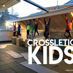 Crossletic KIDS - Schnuppern